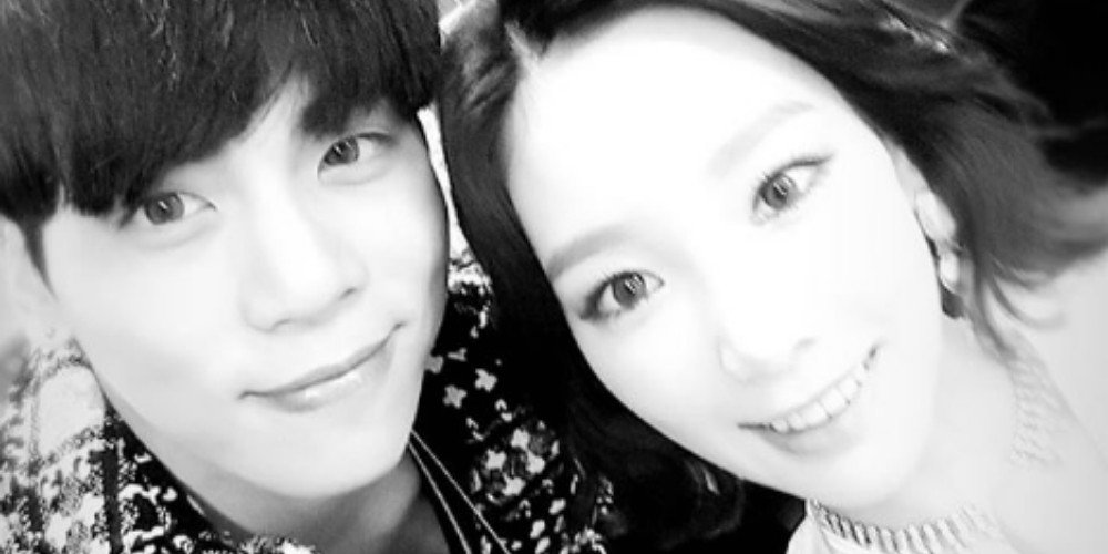 Taeyeon shares a selfie taken with the late Jonghyun on his birthday