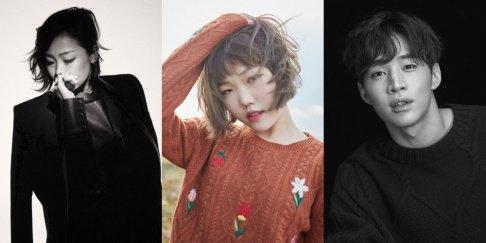Suhyun, Kim Feel, Park Jung Hyun (Lena Park), Henry