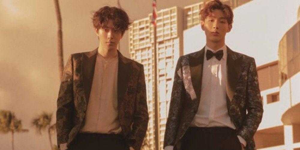 Nam Joo Hyuk and Ji Soo take their bromance to Hawaii for 'Leon'