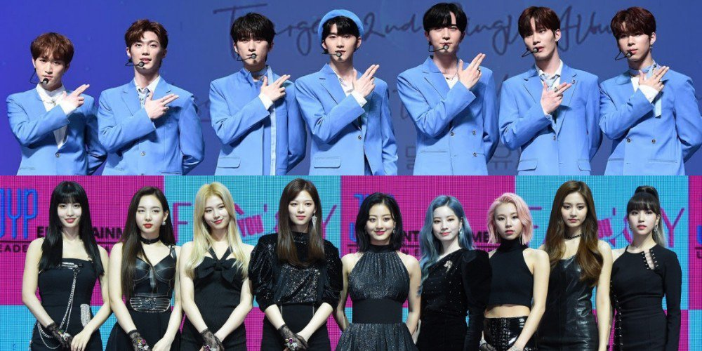Rookie Boy Group Target Wants Twice To Listen To Their Song