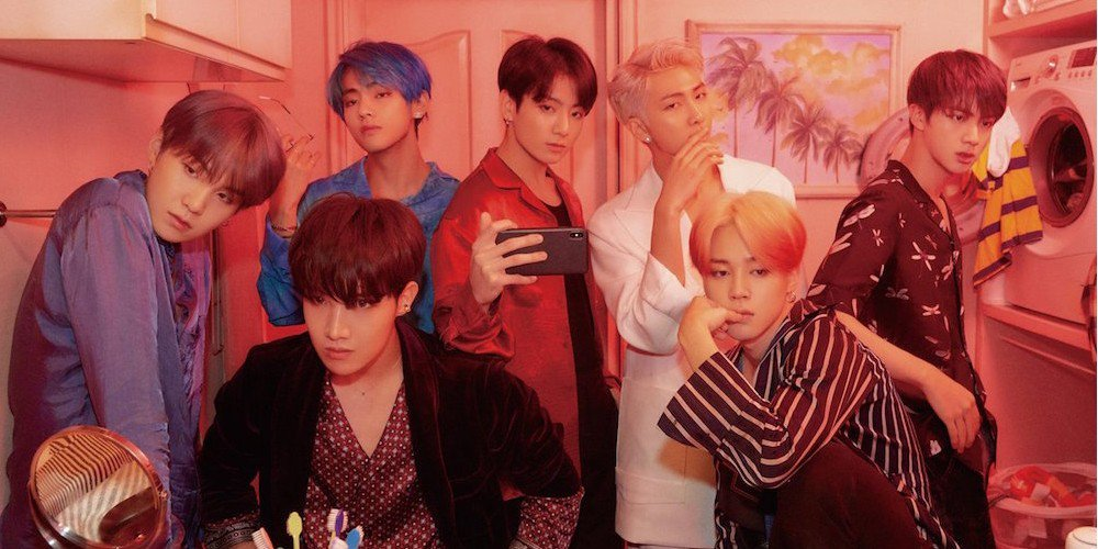 BTS's 'Boy With Luv' feat. Halsey hits #8 on Billboard Top 100!