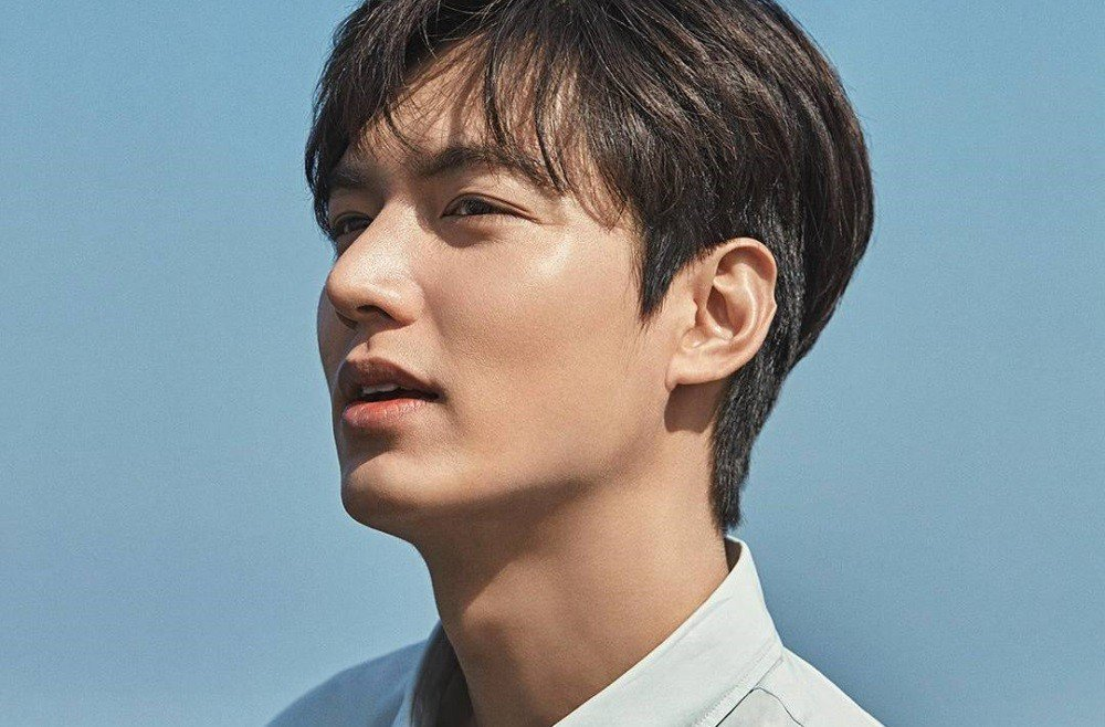 Actor Lee Min Ho thanks fans after military discharge