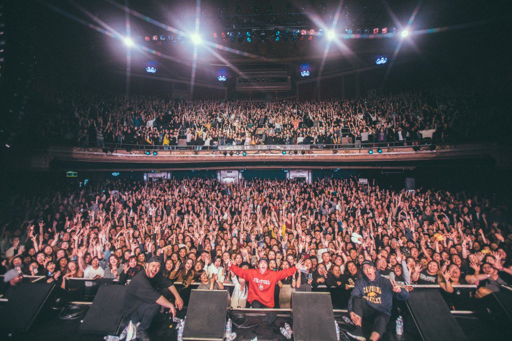 Epik High 2019 North American Tour Solidifies Group's Status as Legends in Korean Music