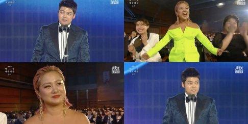 Han Hye Jin , Jun Hyun Moo, Park Na Rae