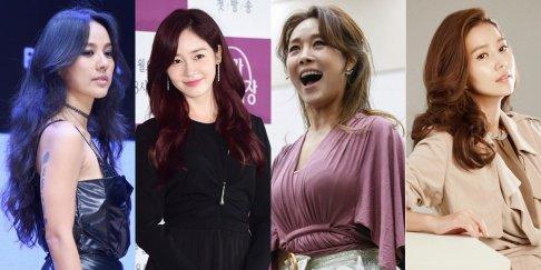 Fin.K.L, Ock Joo Hyun, Lee Hyori, Lee Jin, Sung Yuri