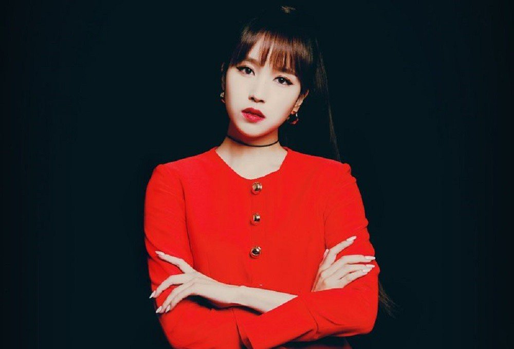 TWICE releases Mina's photo for 'TWICELIGHTS' world tour D-5 | allkpop