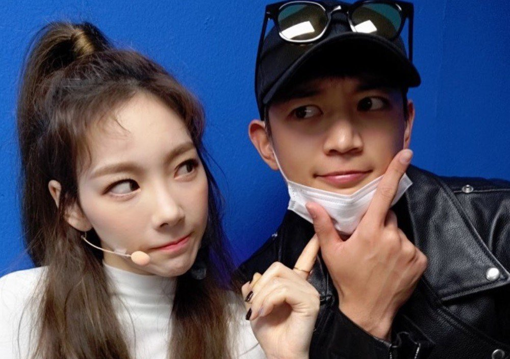 Girls' Generation's Taeyeon shows her love for SHINee's Minho | allkpop