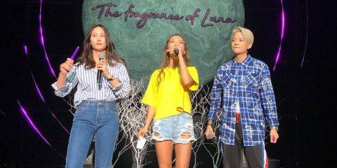 f(x), Krystal, Amber, Luna