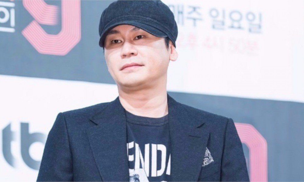 YG entertainment makes official statement regarding Yang Hyun Suk providing sexual favors, says allegations are unfounded | allkpop