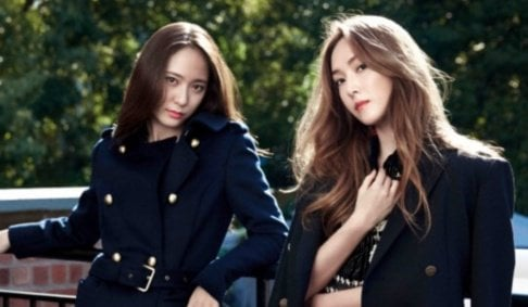 f(x), Krystal, Jessica