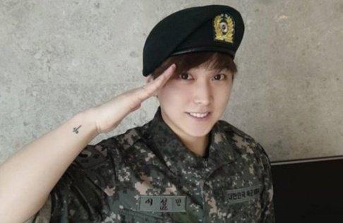 Super Junior, Sungmin