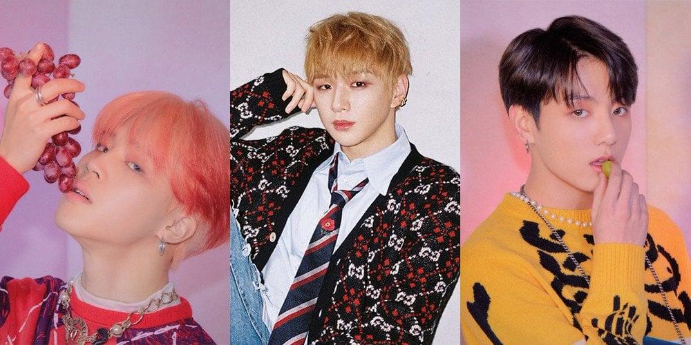 BTS's Jimin, Kang Daniel, & Jungkook top individual K-Pop idol brand