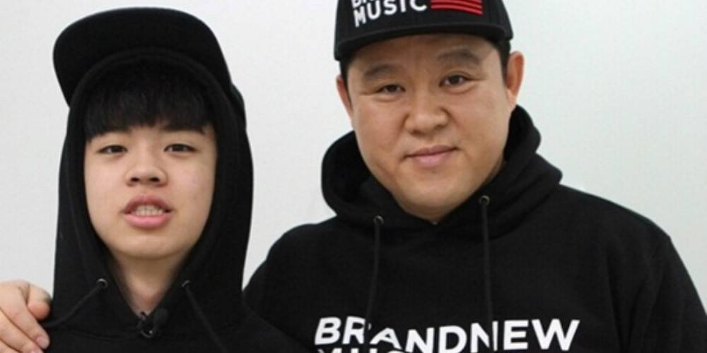 GREE reveals when he started rapping and how dad Kim Gu Ra responded