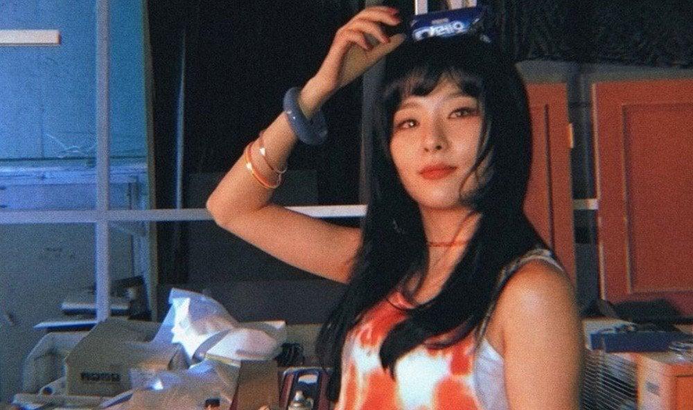 Red Velvet's Seulgi opens her own Instagram account | allkpop