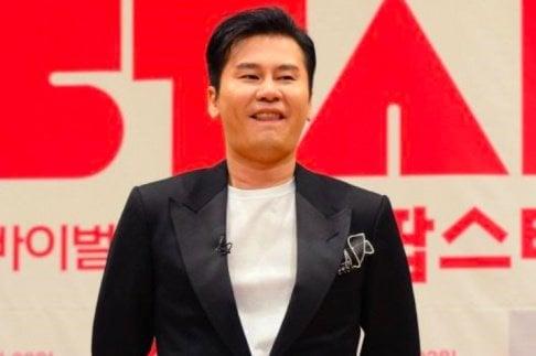 T.O.P, B.I, Yang Hyun Suk