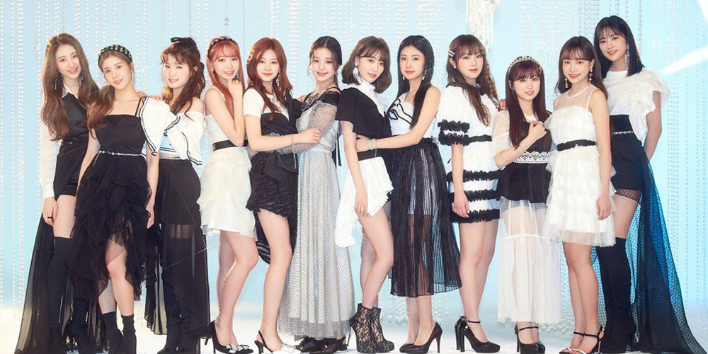 Oricon reports that IZ*ONE recorded a total sales amount of 4 8