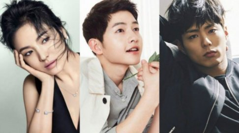 Park Bo Gum, Song Joong Ki