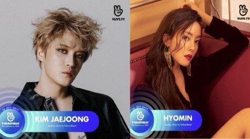 Jaejoong, Hyomin