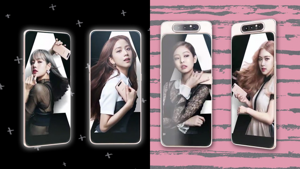 Samsung Reveals A Special Blackpink Edition Of The Galaxy