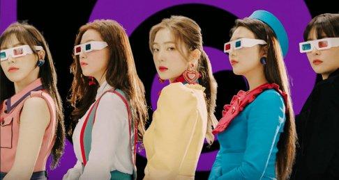 (G)I-DLE, Kim Chung Ha, Red Velvet, Eun Ji Won, Yesung, Yoon Min Soo