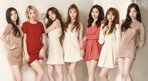 SONAMOO, D.ana, Nahyun, Sumin, Minjae, Euijin, High.D, Newsun