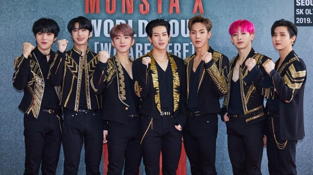 MONSTA X to become first Korean artists to appear on England's 'Good Morning Britain' | allkpop