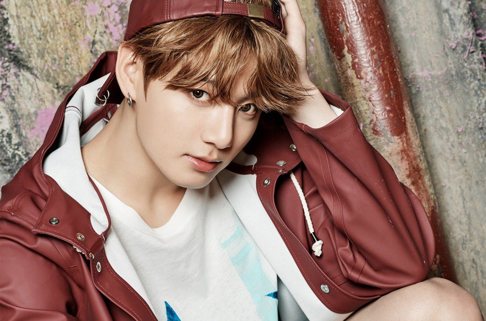BTS's Jungkook reveals a cover of George's 'Look at Me