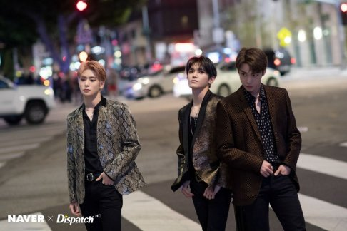 NCT 127, Taeyong, Jaehyun, Doyoung