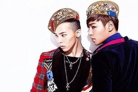 Big Bang, T.O.P, G-Dragon, GD&TOP
