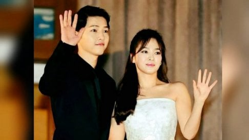 Song Hye Kyo, Song Joong Ki