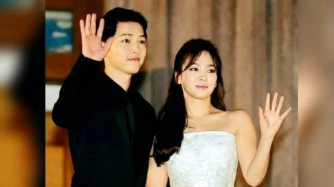 Song Hye Kyo, Song Joong Ki
