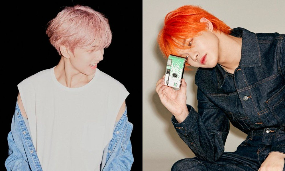 NCT Dream's Chenle and Jisung rock bright hairstyles in