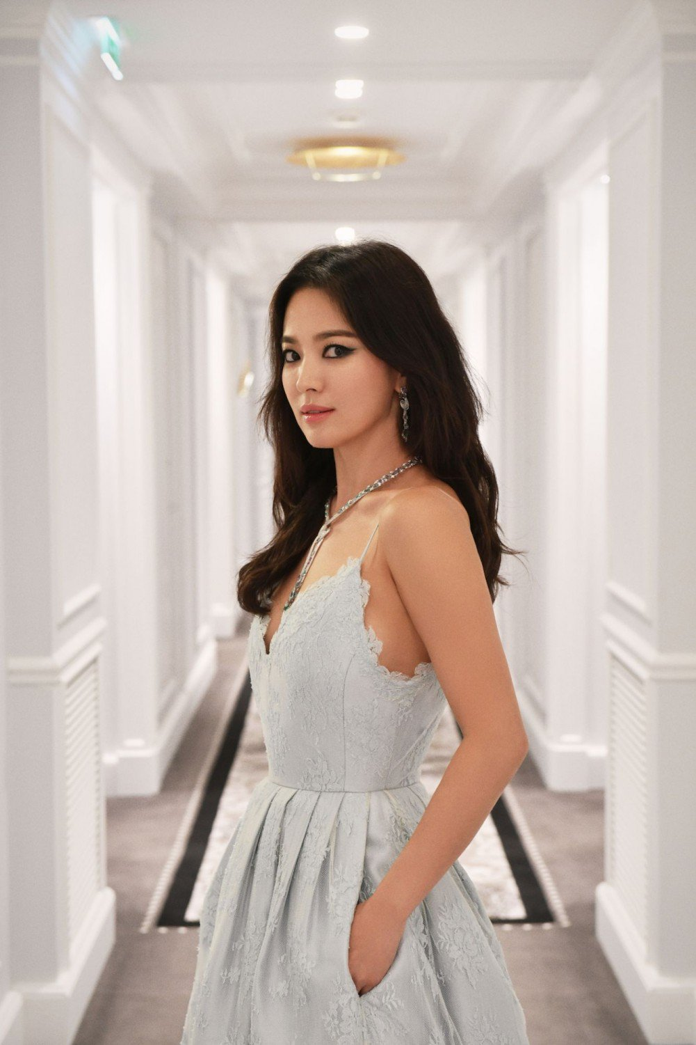 Song Hye Kyo gives her first interview after divorce | allkpop