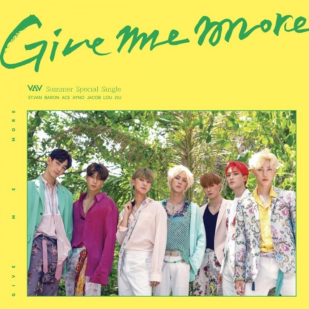 [MV & Song Review] VAV – 'Give Me More'   allkpop