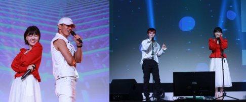 Akdong Musician (AKMU), Jinusean, Sean
