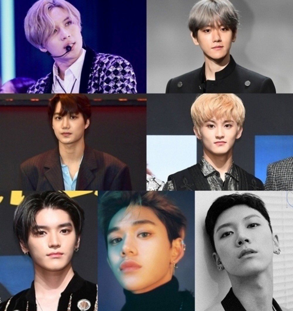 Awesome Lucas Kpop Groups wallpapers to download for free greenvirals