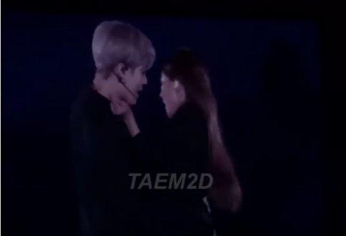 Seulgi, Taemin
