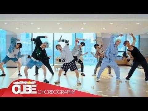 Pentagon reveals choreography video for bonus track 'Round 2' | allkpop
