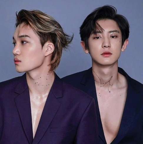 EXO, Kai, Chanyeol