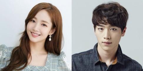 Park Min Young, Seo Kang Jun