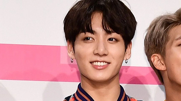 BTS' Jungkook is included in the top 30 most popular Pop singers in