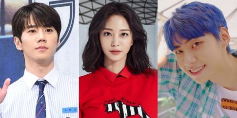 Han Ye Seul, Jo Se Ho, Jun, Lee Jin Hyuk