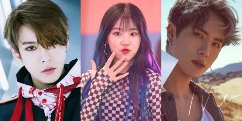 Kim Dong Han, JooE, NCT, Norazo, Doyoung