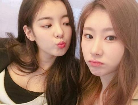 ITZY, Chaeryeong, Lia