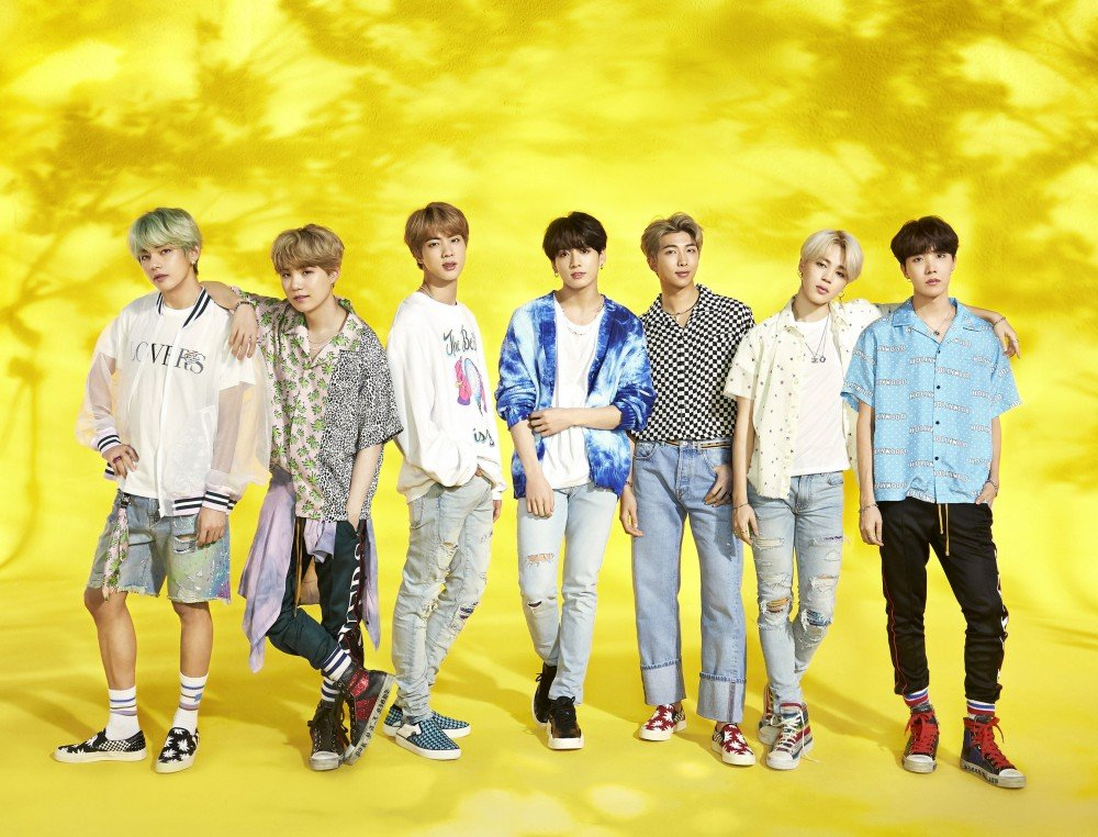 Bts just made history in Japan!