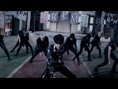 SF9 members chase after a top secret briefcase in dramatic MV for 'RPM' Japanese ver. | allkpop