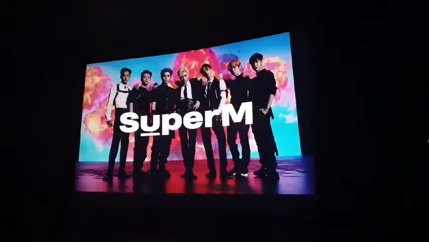 The reason why people want SuperM to change their name before debuting in the United States   allkpop