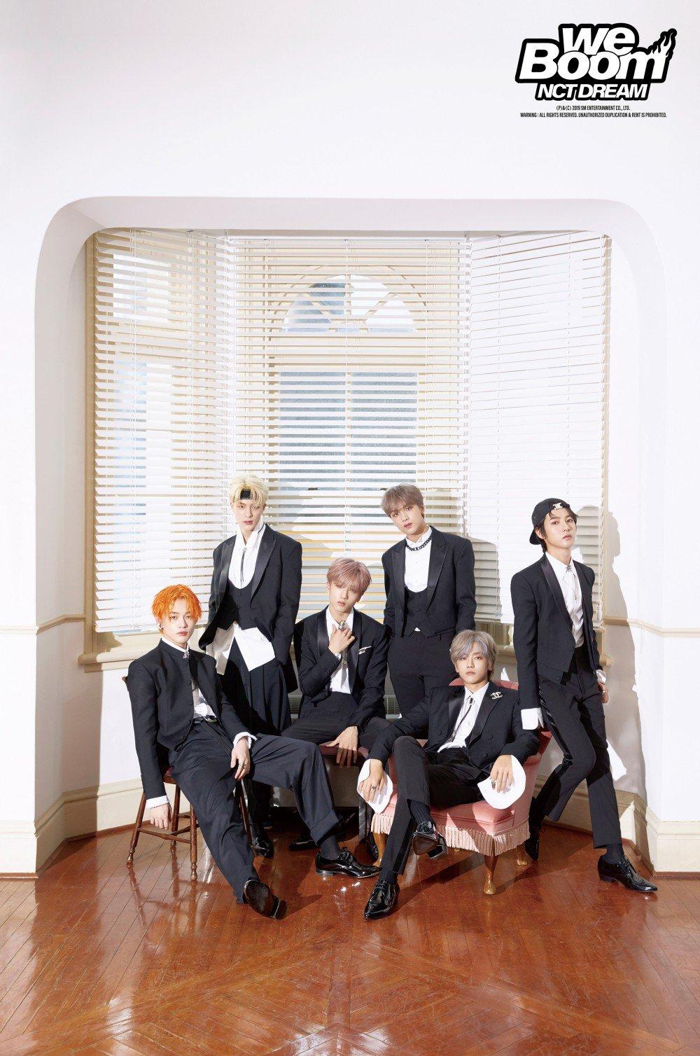NCT DREAM 'We Boom - The 3rd Mini Album' tops Gaon Retail