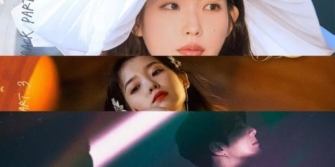 Ben, Taeyeon, Gummy, ITZY, Song Haye, Vibe