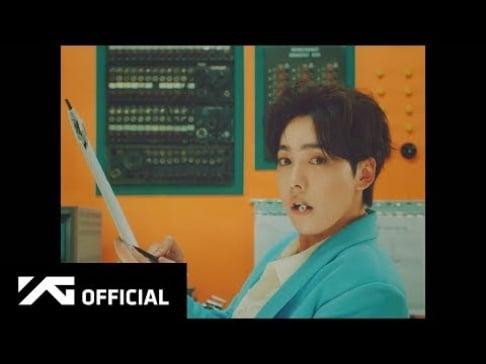 WINNER, Song Min Ho (Mino), Kim Jin Woo